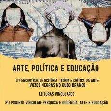 Arte, Política e Educação
