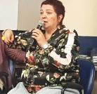 Encontro em 1º de julho de 2019 com a Professora Glòria Jové