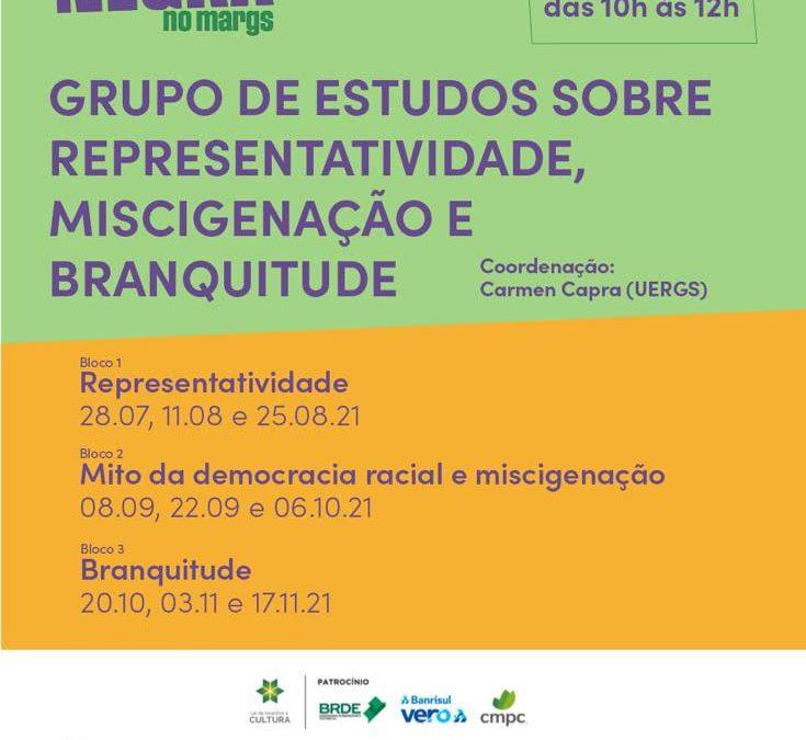 Grupo de Estudos sobre Representatividade, Miscigenação e Branquitude
